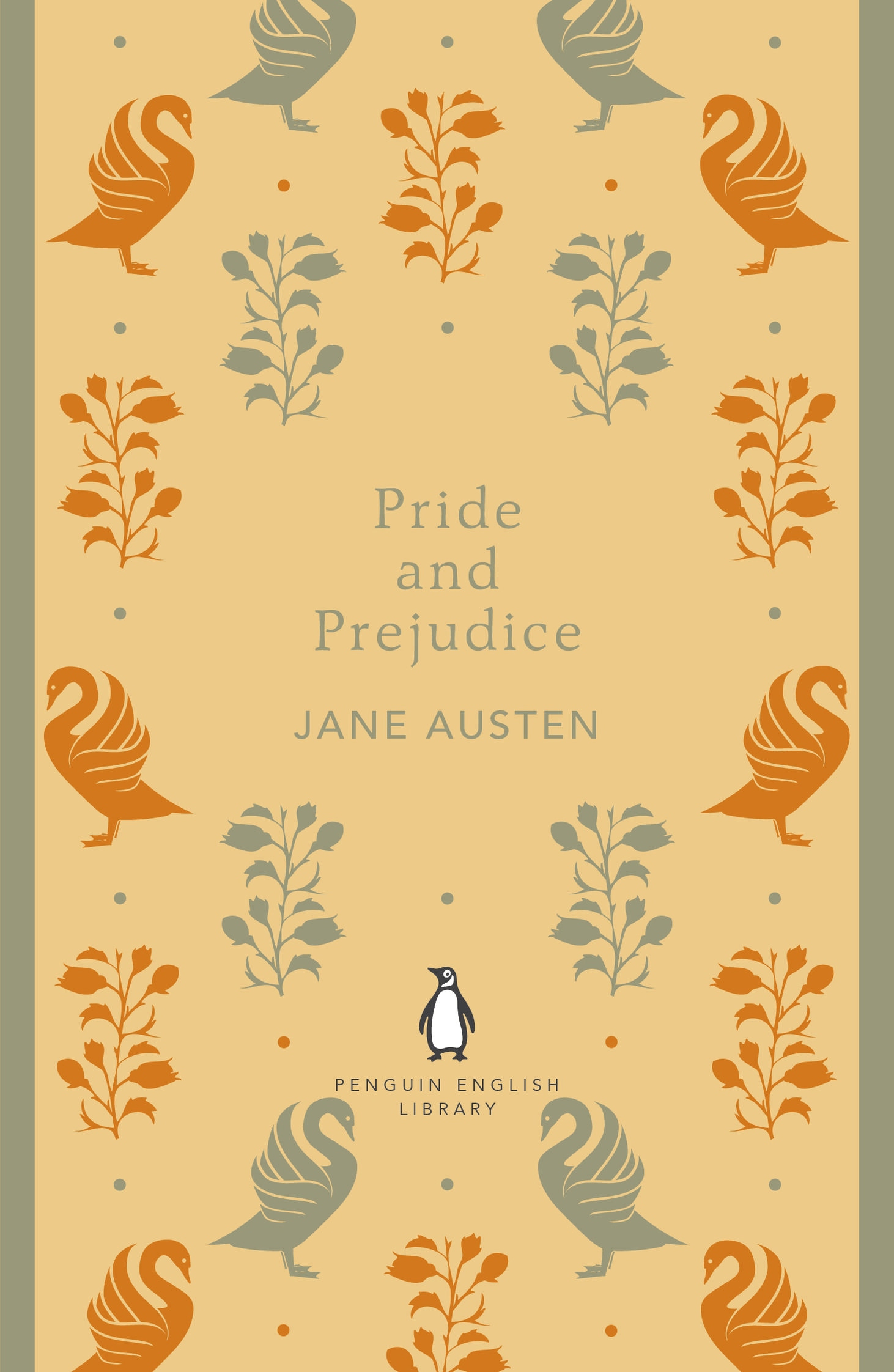 Penguin Book Cover Winners : Pride and prejudice one little library